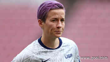 'We haven't had our joy' - Emotional Rapinoe reflects on USWNT Olympic disappointment following Canada upset