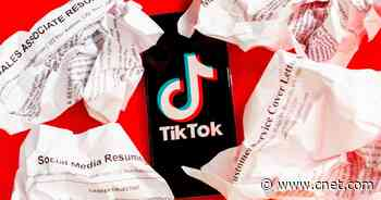 TikTok's resumes feature could reflect larger shift to video-first job applications     - CNET