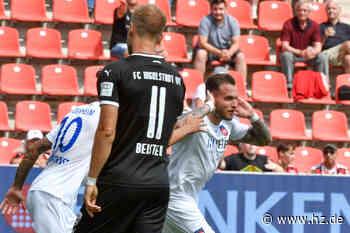 1. FC Heidenheim : Toller Joker: Patrick Schmidt kommt ins Spiel und macht den Ausgleich - Heidenheimer Zeitung