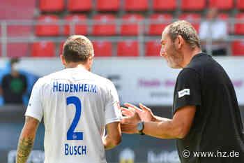 In DFB-Pokal und Liga: Der 1. FC Heidenheim trifft gleich zweimal auf Hansa Rostock - Heidenheimer Zeitung