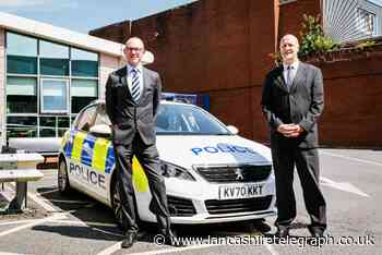 Former top cop gets new policing role