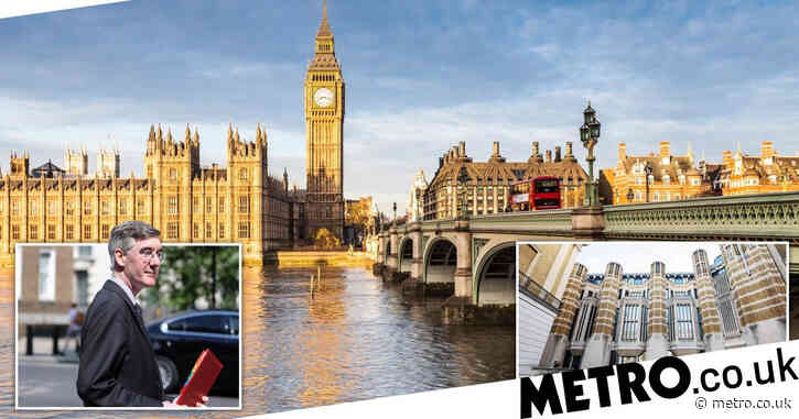 £70,000,000 spent on temporary House of Commons is written off