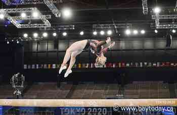 Canadian gymnast Ellie Black to return from ankle sprain for balance beam final