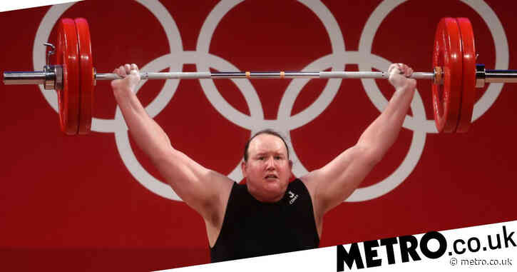 Laurel Hubbard out of weightlifting final after failing to register any of her three lifts
