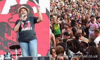 Chicago Mayor Lori Lightfoot faces criticism for attending 'super-spreader' event Lollapalooza