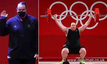 New Zealand weightlifter Laurel Hubbard CRASHES out of Olympics