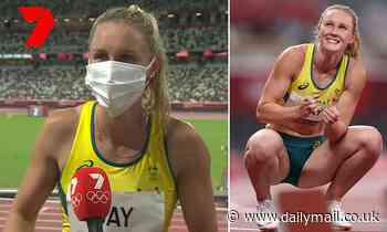 Tokyo Olympics: Aussie young gun Riley Day delivers stunning 200m track performance