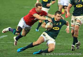 South Africa 27-9 British & Irish Lions: Boks backlash tees up third Test decider - HeraldScotland