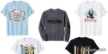 10 Under-$35 Amazon Graphic Tees and Sweatshirts   PEOPLE.com - PEOPLE.com