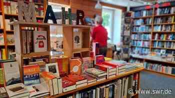 Darum ist die Buchhandlung Mahr in Langenau eine der besten Deutschlands - SWR
