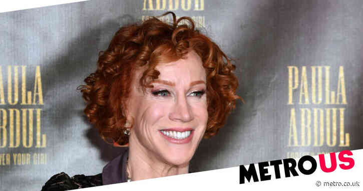 Kathy Griffin reveals she has cancer: 'I'm going to have half of my lung removed'