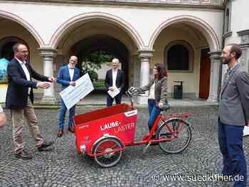 Konstanz: 44 weitere Lastenfahrräder und 18 neue Leihstationen in ganz Konstanz: Stadt baut Infrastruktur für Radverkehr aus - SÜDKURIER Online
