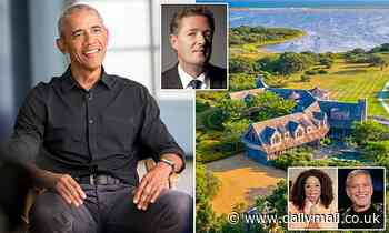 PIERS MORGAN: Obama's birthday party is selfish, hypocritical and a terrible example to set
