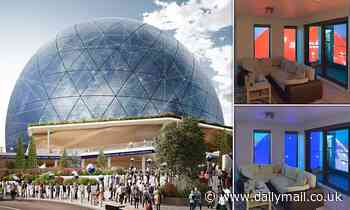 Backlash against giant 'glowing orb' the size of Big Ben that will bring Las Vegas to the East End