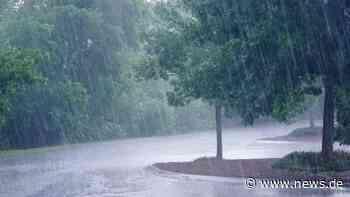Wetter heute in Schweinfurt: Hohes Gewitter-Risiko! Wetterdienst ruft Warnung aus - news.de