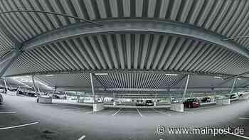 ZF betreibt in Schweinfurt eine der größten Carport-Photovoltaikanlagen - Main-Post