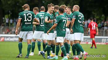 FC 05 FC 05 Schweinfurt gewinnt mit 4:1 gegen Fürth 4 - Main-Post