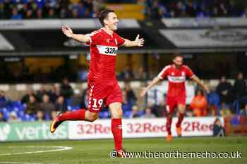 Former Boro winger Stewart Downing announces his retirement