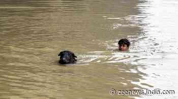 Yamuna water rises above `warning` mark, extensive waterlogging, traffic congestion in Delhi