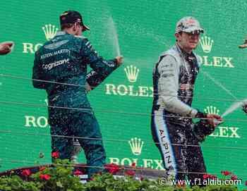 """Sebastian Vettel: """"Cuando estás tan cerca de la victoria, siempre quieres más"""" - F1aldía"""