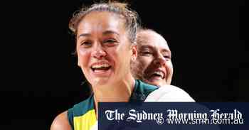 Opals leave it late but get big win to make Olympic quarter-finals