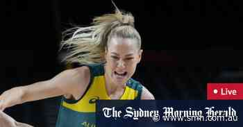 Tokyo Olympics as it happened: Hoy wins second medal of the night; Opals advance; rain wreaks havoc at track