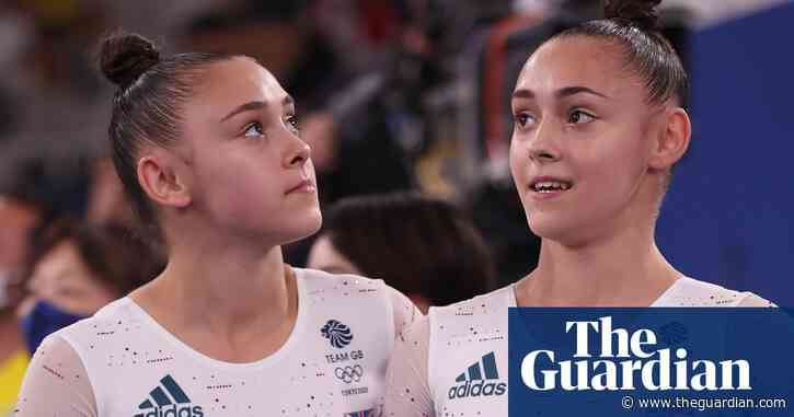 Gadirova twins show promise but know there is room for improvement