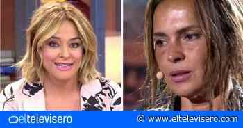Toñi Moreno alza la voz y dice esto tras la victoria de Olga Moreno en 'Supervivientes 2021' - El Televisero