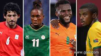 Olympic football: Ranking Africa's representatives at Tokyo 2020