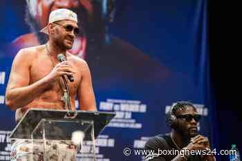 Fury has other options if Joshua loses to Usyk says Bob Arum