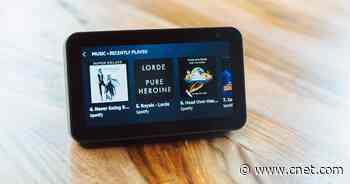 Grab an Echo Show 5 smart screen for just $45     - CNET