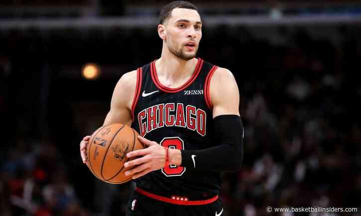 Bulls' guard Zach LaVine desires respect for new contract