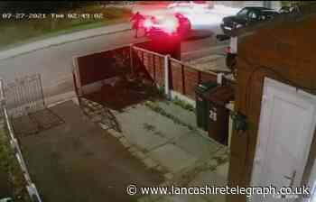 Watch shocking moment 3 children 'kidnapped' by car thief