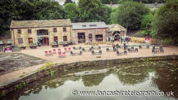 £2.9m restoration of Burnley canal wharf features café bar, restaurant and guest house