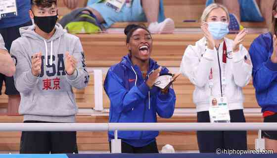 She's Back!: The GOAT Simone Biles Will Perform Balance Beam Final At The Olympics