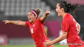 Canada shocks U.S. in semis, will play for Olympic gold in women's soccer