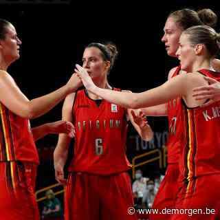 Live - Belgische basketbalvrouwen spelen in kwartfinale tegen Japan