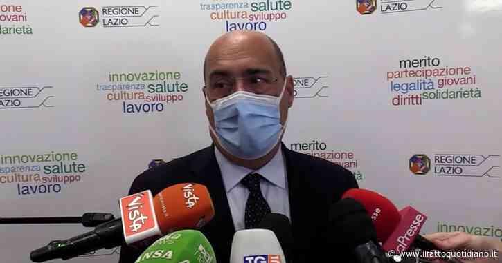 """Attacco hacker, Zingaretti: """"Nessun blocco per l'erogazione dei Green pass"""""""