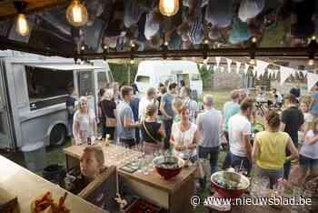 Brakel organiseert eerste foodtruckfestival in Rijdtmeersen