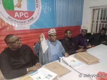 APC Congress: Enugu exercise a success – Committee chair - Daily Post Nigeria