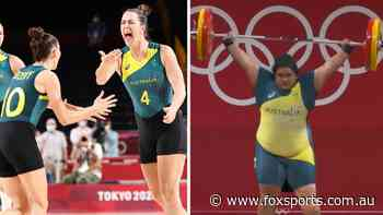 Opals avoid exit but cop USA in QFs; Hoy wins two medals in eighth Games: Day 10 Wrap