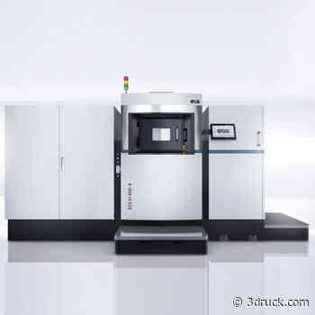 Weltweit sind bereits über 370 EOS M 400 3D-Drucker installiert - 3Druck.com