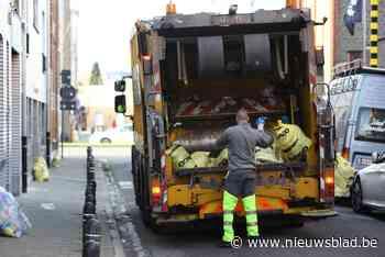 Ivago hield grote kuis en verkocht vier oude huisvuilwagens