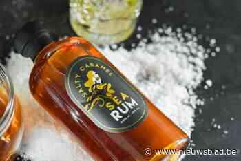 Sterkstokers eert de vrouw met nieuwe zoutzoete rum