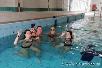 Zwembad na twee jaar opnieuw open