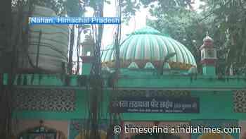 Dargah of Hazrat Lakhdata Peer Saheb serving as a symbol of communal harmony