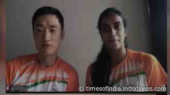 Happy to win medal for country: PV Sindhu
