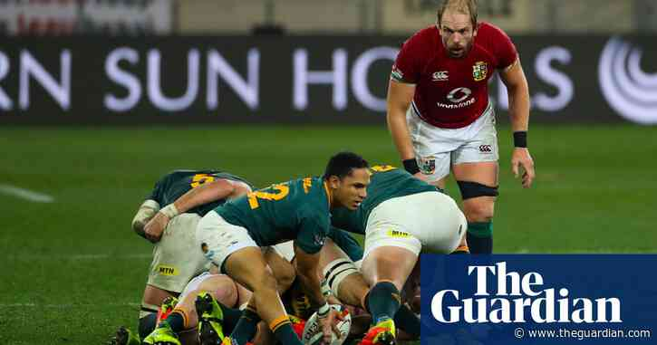 All Blacks coach Foster claims Lions' defeat to South Africa 'put him to sleep'