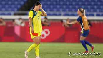 Two key moments were enough to see the Matildas lose to Sweden