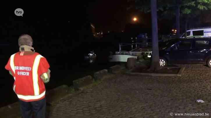 Dronken man in kritieke toestand naar ziekenhuis na val in Dender